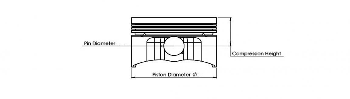 Custom Piston Order Form  Dp Engine Parts